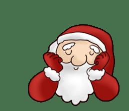 I am Santa Claus.(English) sticker #6704858