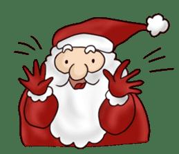 I am Santa Claus.(English) sticker #6704861