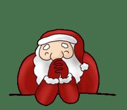 I am Santa Claus.(English) sticker #6704866