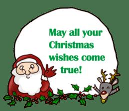 I am Santa Claus.(English) sticker #6704874