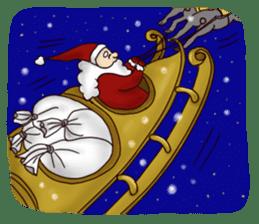 I am Santa Claus.(English) sticker #6704875