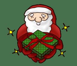 I am Santa Claus.(English) sticker #6704877