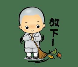 Little Monk Miao Miao ch new sticker #6713340
