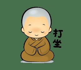 Little Monk Miao Miao ch new sticker #6713341