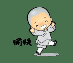 Little Monk Miao Miao ch new sticker #6713350