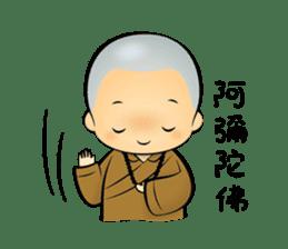 Little Monk Miao Miao ch new sticker #6713352