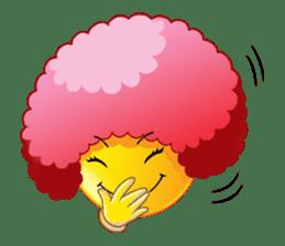 Wig Girl vol.1 sticker #6715731
