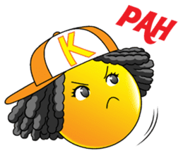 Wig Girl vol.1 sticker #6715744