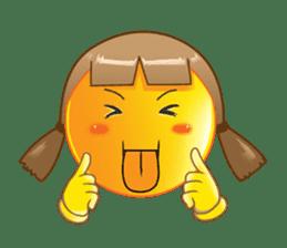 Wig Girl vol.1 sticker #6715752