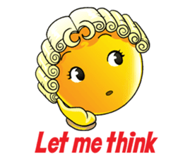 Wig Girl vol.1 sticker #6715767