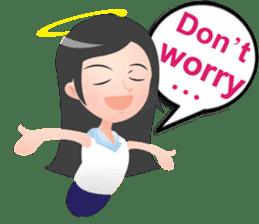 J.Mei :Daily Lifestyle.(English Version) sticker #6716374