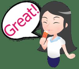J.Mei :Daily Lifestyle.(English Version) sticker #6716383