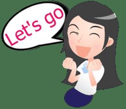 J.Mei :Daily Lifestyle.(English Version) sticker #6716395