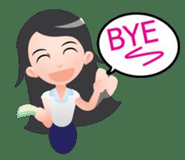 J.Mei :Daily Lifestyle.(English Version) sticker #6716407