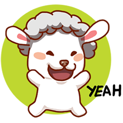Yandee cute sheep