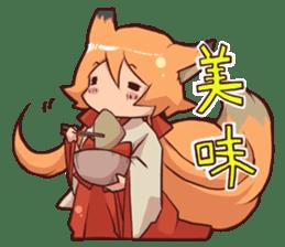 KITSUNEMIKO2 sticker #6721809