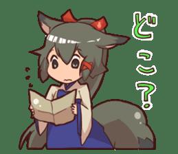 KITSUNEMIKO2 sticker #6721821