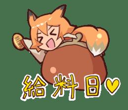 KITSUNEMIKO2 sticker #6721839