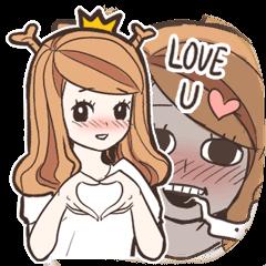 My Deer Princess (Eng)