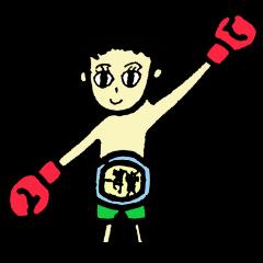 fighter-kickboxing-muaythai-boxing