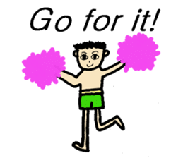 fighter-kickboxing-muaythai-boxing sticker #6729949