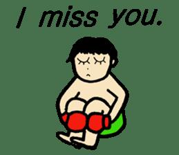 fighter-kickboxing-muaythai-boxing sticker #6729952