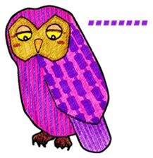 OWL Museum 6 sticker #6734337
