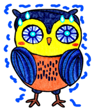 OWL Museum 6 sticker #6734343