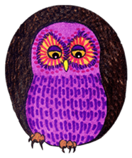 OWL Museum 6 sticker #6734352