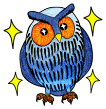 OWL Museum 6 sticker #6734361