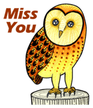 OWL Museum 6 sticker #6734366