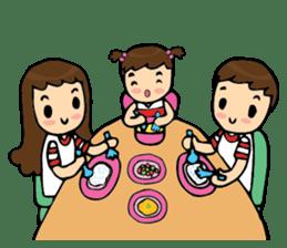 Love Family sticker #6737005