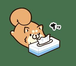 Plump dog  (Affection) sticker #6746539