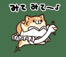 Plump dog  (Affection) sticker #6746547