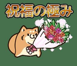 Plump dog  (Affection) sticker #6746551