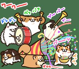 Plump dog  (Affection) sticker #6746553