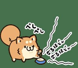 Plump dog  (Affection) sticker #6746565