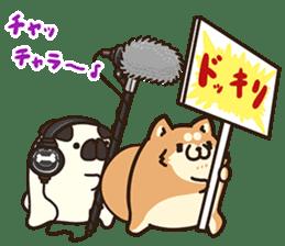 Plump dog  (Affection) sticker #6746566