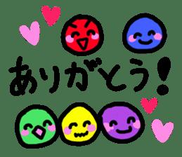 Color Five 3 sticker #6759450