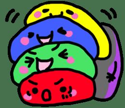 Color Five 3 sticker #6759451