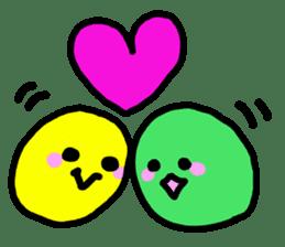Color Five 3 sticker #6759482