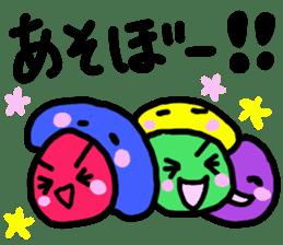 Color Five 3 sticker #6759484