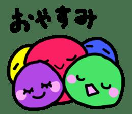 Color Five 3 sticker #6759487