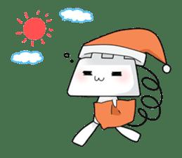 TELU-CHAN (Phone fairy, Telu-chan en) sticker #6761367