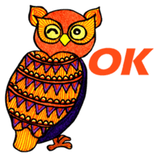 OWL Museum 7 sticker #6761409