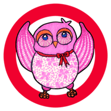 OWL Museum 7 sticker #6761410