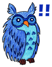 OWL Museum 7 sticker #6761416