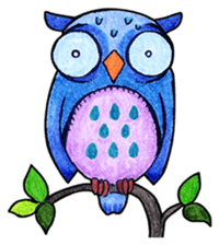 OWL Museum 7 sticker #6761419