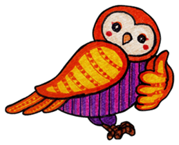 OWL Museum 7 sticker #6761425