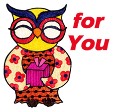 OWL Museum 7 sticker #6761428
